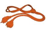 Corda Laranja - O Sol - Significa o despertar para a cosciência do aprendizado - The Orange cord level represents the Sun and the awakening of the consciousness - Πορτοκαλί κορδόνι – Το Πορτοκαλί συμβολίζει τον Ήλιο και την αφύπνιση της συναίσθησης